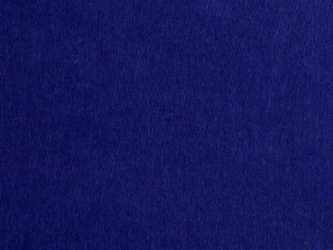 Filz uni 3mm 30x45 royalblau